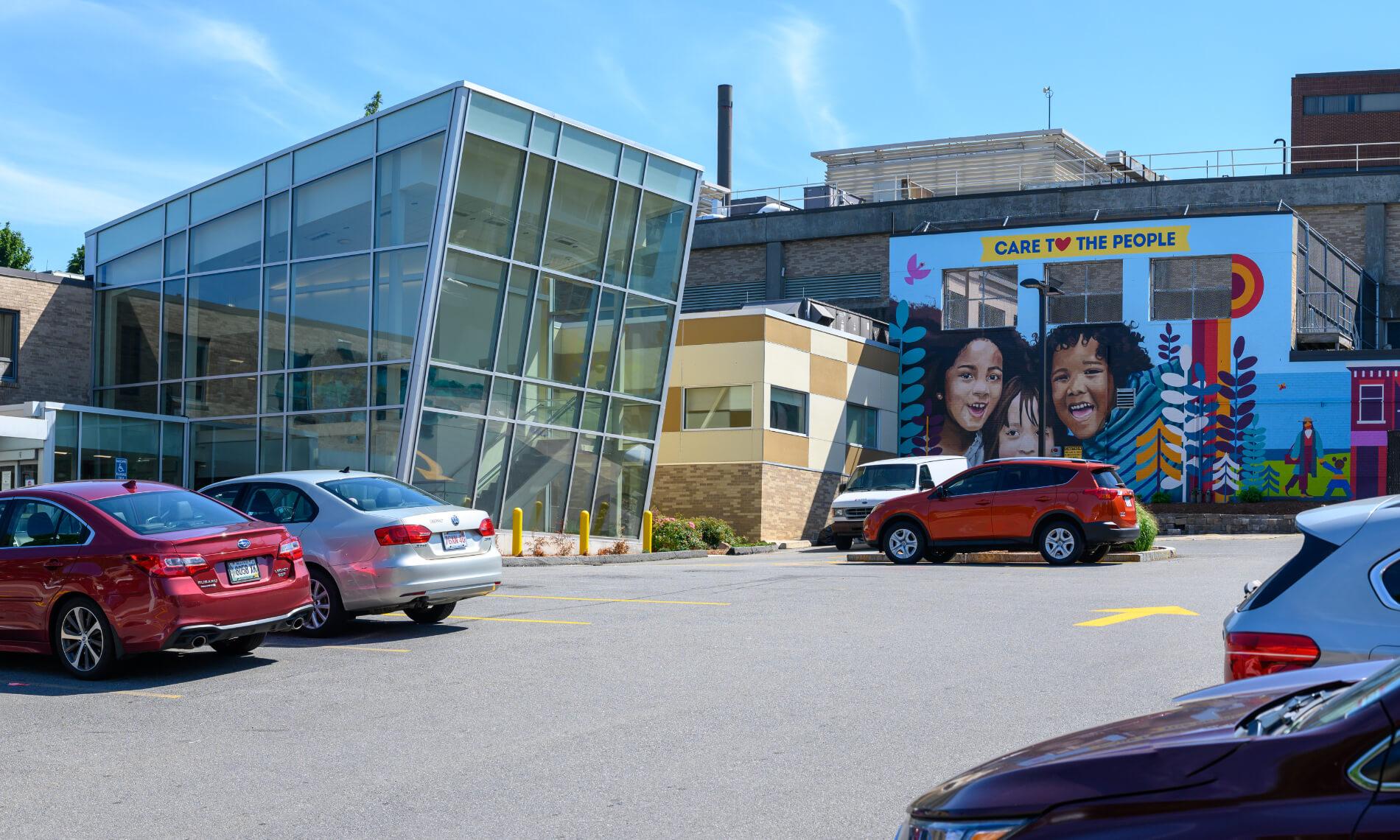 CHA Eye Center, Somerville