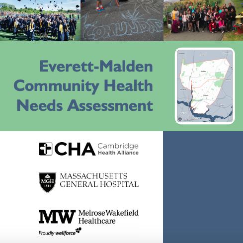 Everett / Malden Community Health Needs Assessment 2019-2020