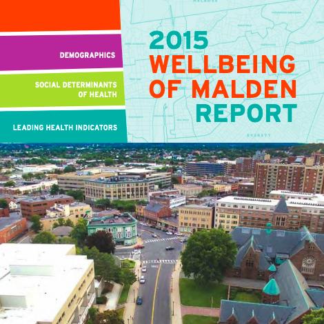 Wellbeing of Malden Report 2015