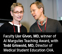Image of Lior Glyon, MD and Todd Griswold, MD