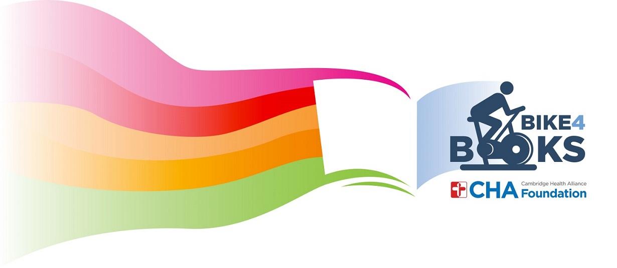 Bike4Books charitable drive