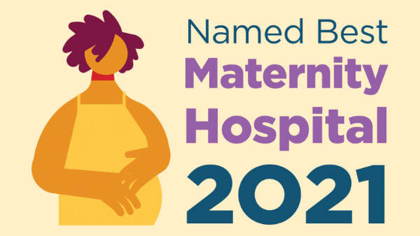 CHA Voted Best Maternity Hospital 2021