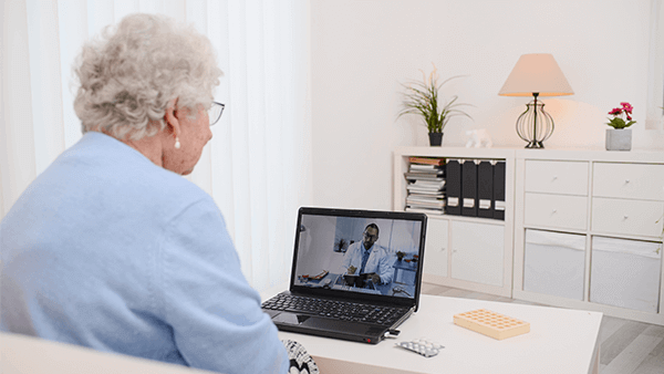 Accessing care through telehealth medicine