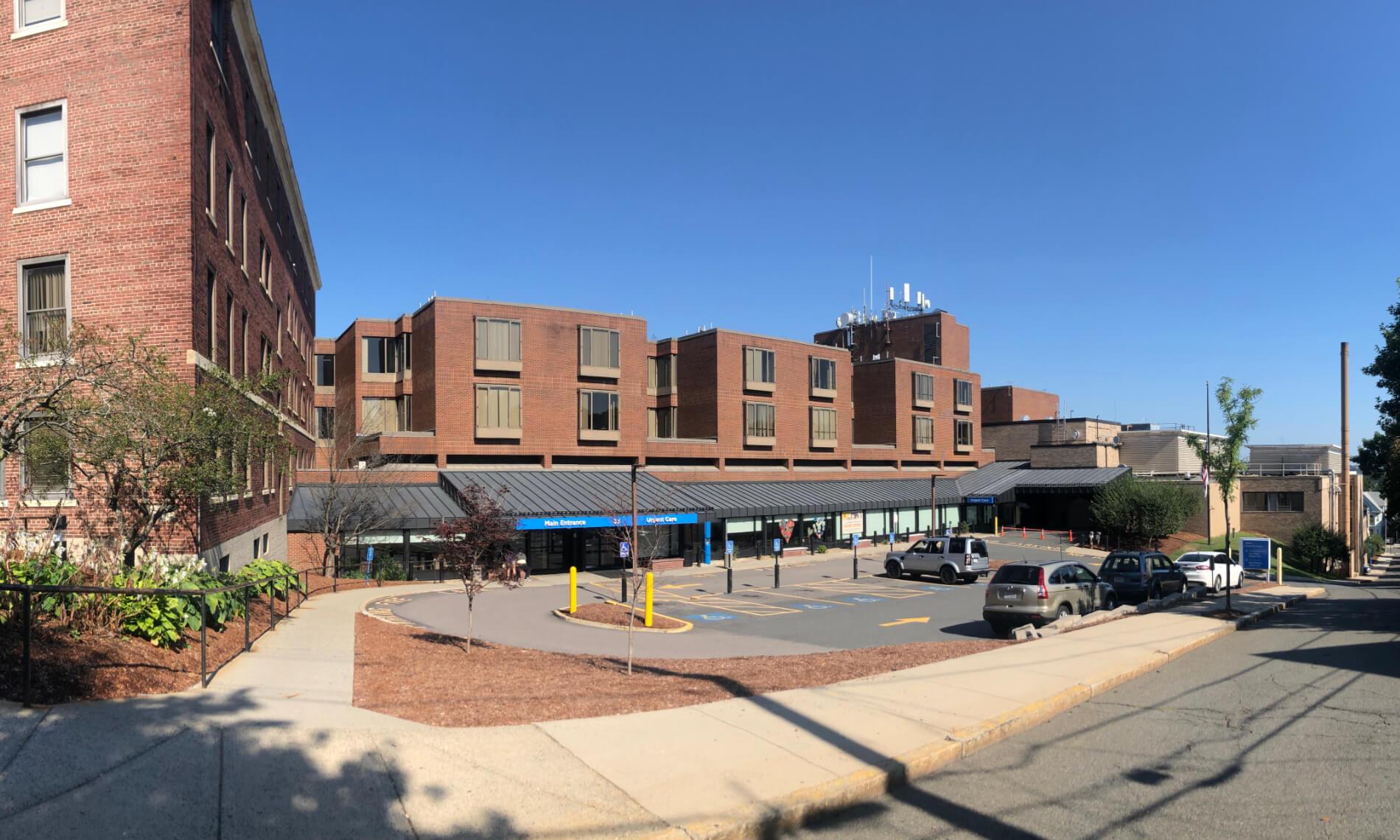 CHA Somerville Campus exterior photo