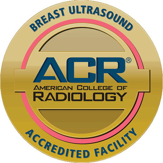 ACR Breast Ultrasound Accreditation Seal