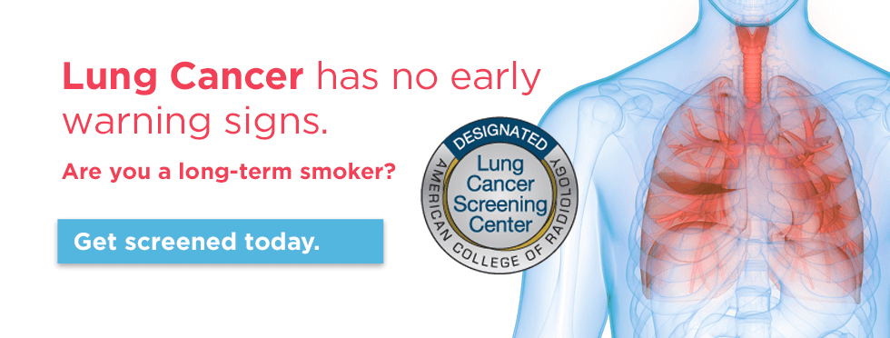 Lung Cancer has not early warning signs.