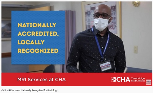 Nationally Accredited MRI Services